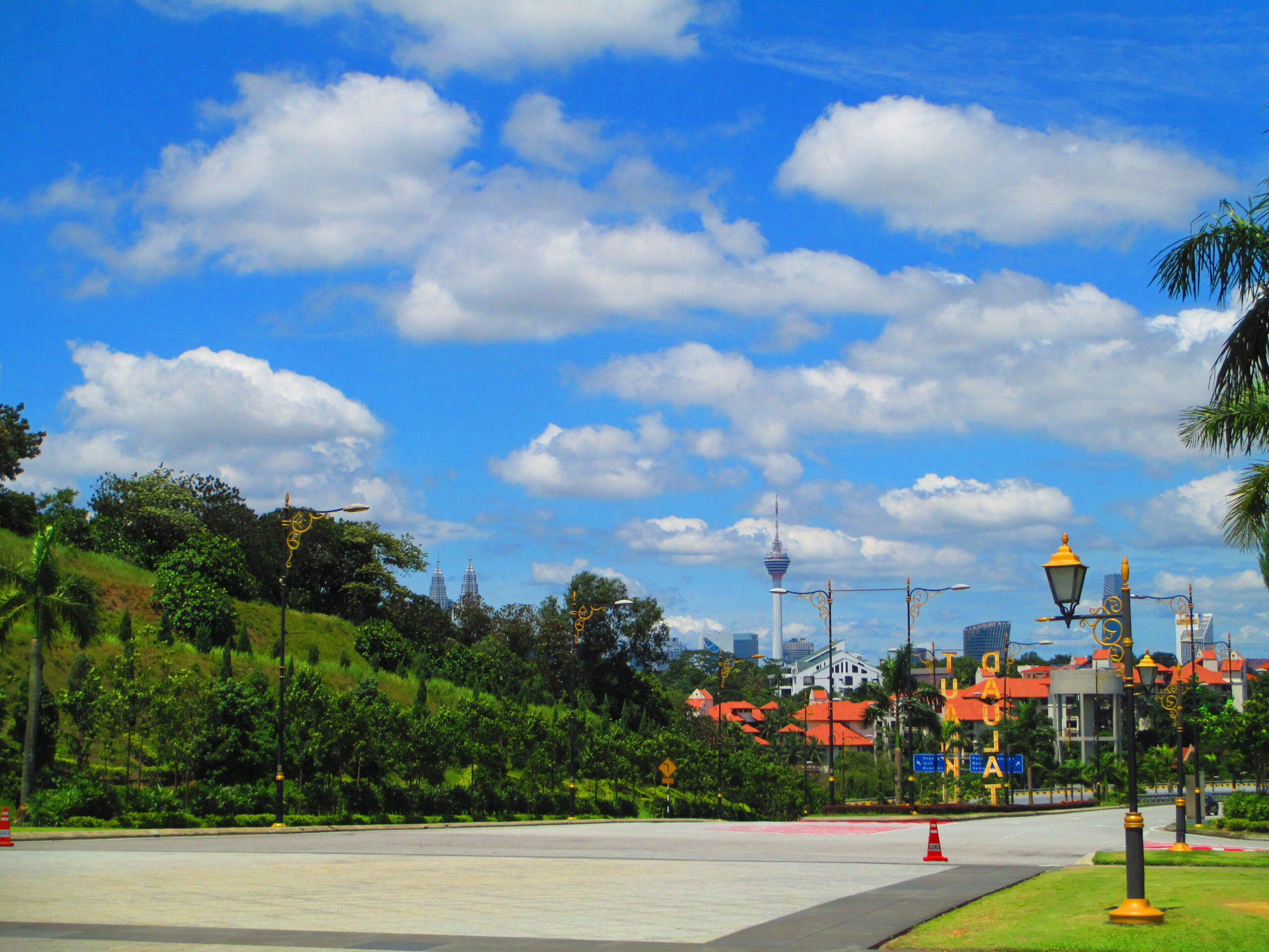 Кралският дворец в Куала Лумпур