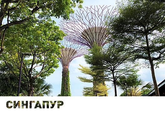 Екскурзия пътешествие Сингапур
