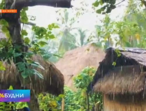 """Диана Маринова пред """"100% будни"""" за пътешествието си до островите Комодо, Флорес и Бали, БНТ1"""